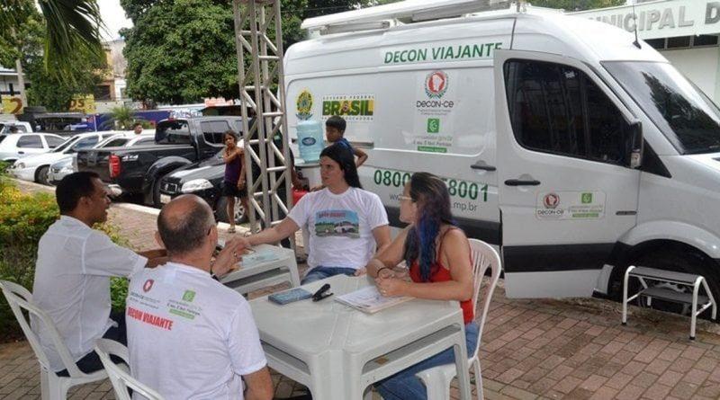 Decon atende hoje no bairro do Castelão, em Fortaleza